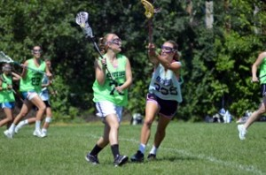 Girls Lacrosse Camp
